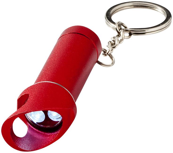 Porta-chaves lanterna e abridor de garrafas Lobster