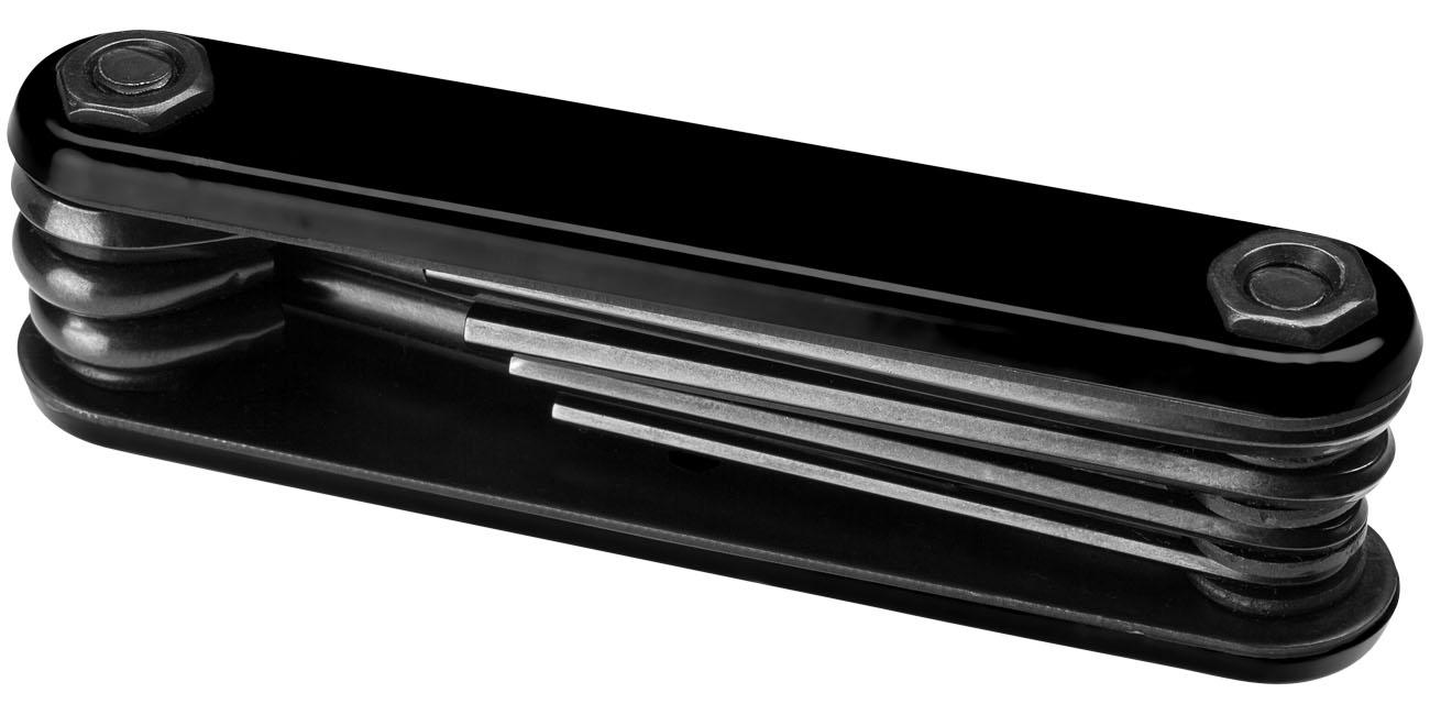 Allen multi-key pocket tool
