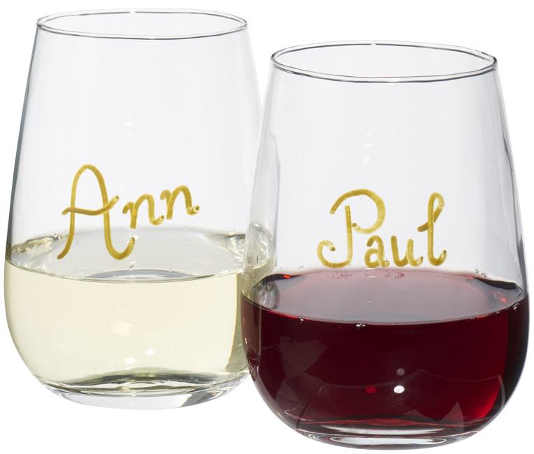 Conjunto de vinho com marcador Barola