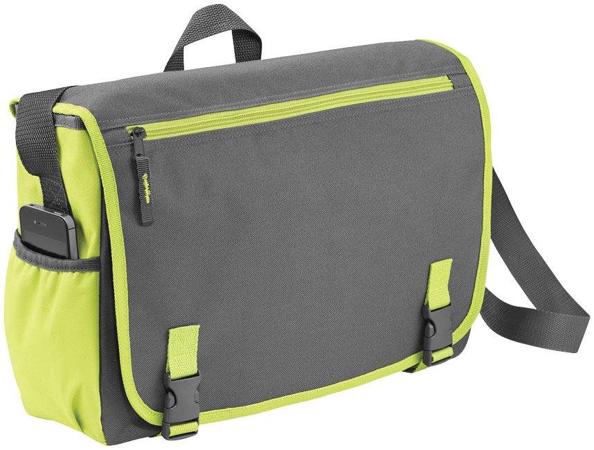 Punch 15.6 laptop messenger bag