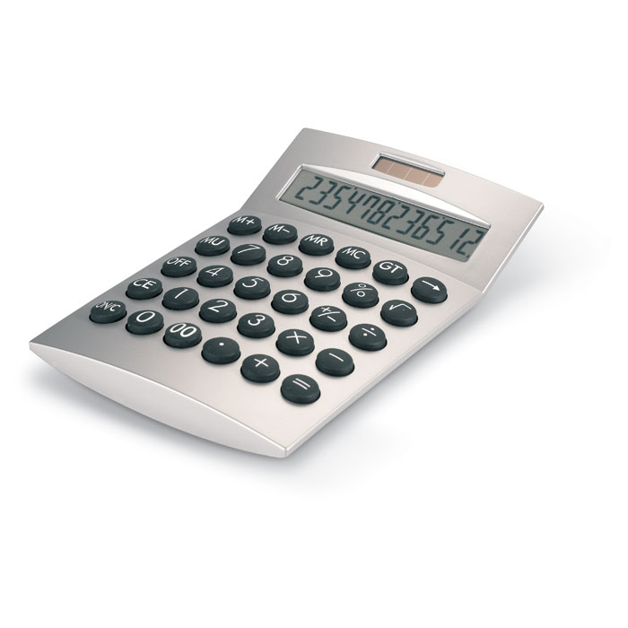 Basics 12-digits Calculator - Basics