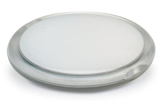 Rounded Double Compact Mirror - Radiance