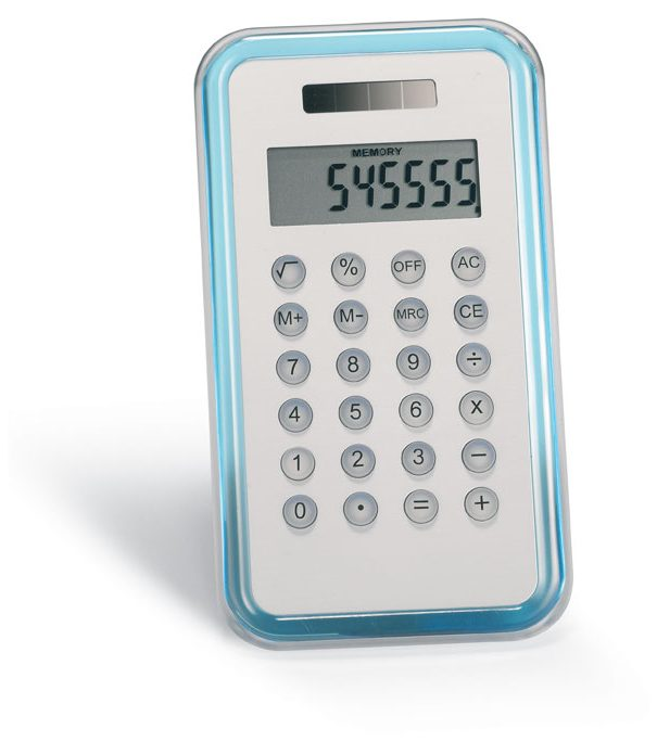 8 Digit Calculator - Culca
