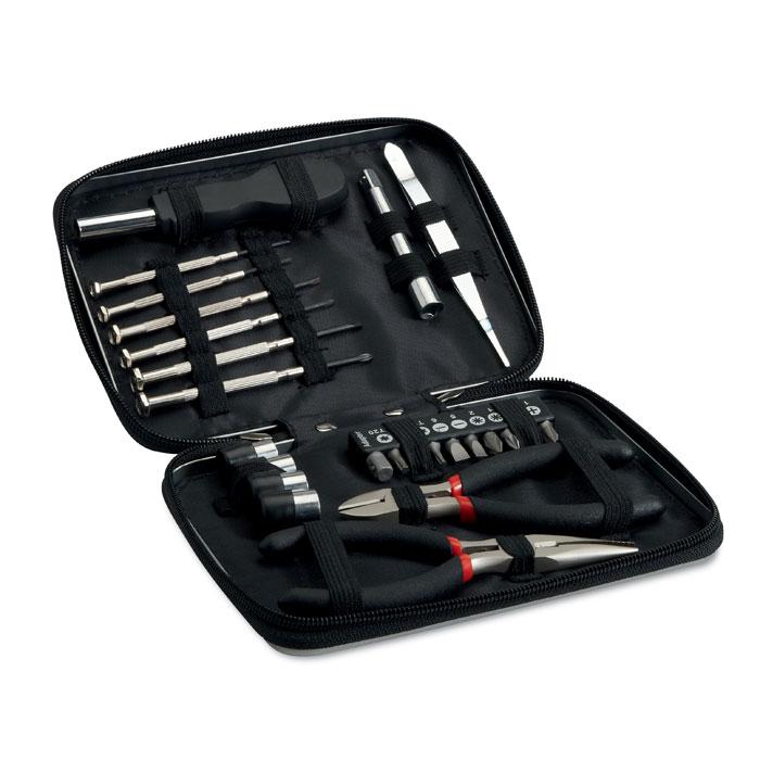 26 Pcs Tool In Aluminium Case - Paul