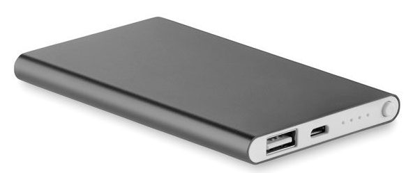 Power Bank de 4000mAh - POWERFLAT
