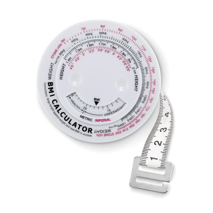 Fita métrica IMC