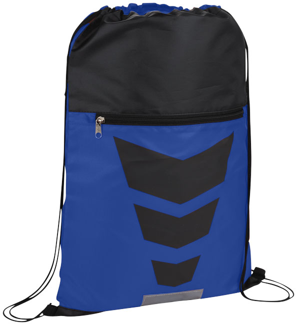 Courtside drawstring backpack