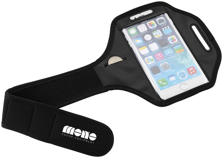 Braçadeira para smartphone com ecrã táctil Gofax