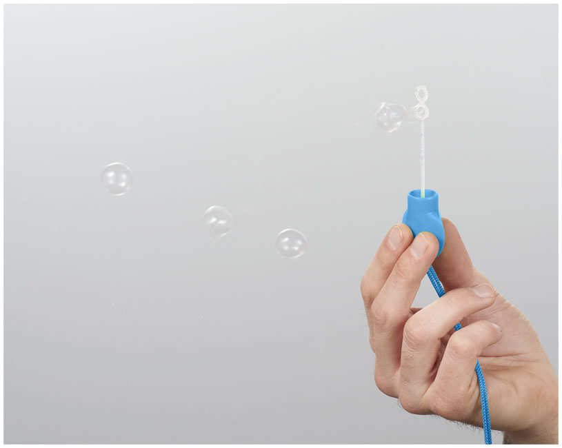Bubbz bubble dispenser pen