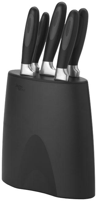 Bloco de facas com 5 peças Maldon