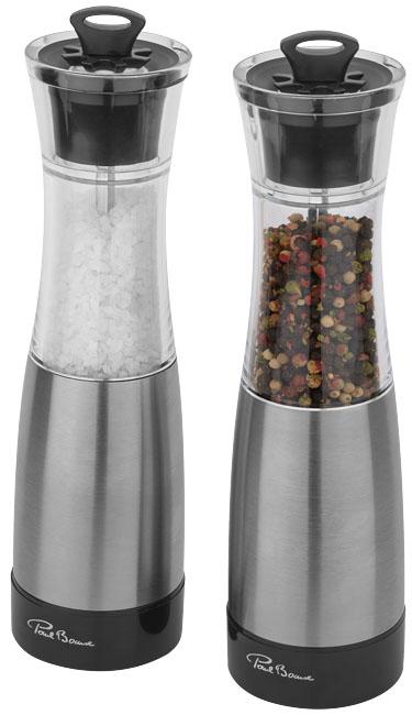 Conjunto de moinhos de sal e pimenta Duo