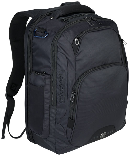 Rutter 17 laptop backpack