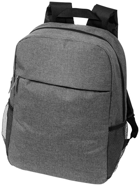 Hoss 15.6 heathered laptop backpack