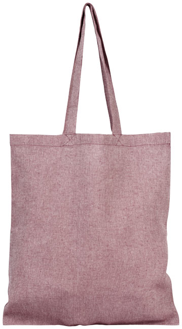 Pheebs 150 g/m² recycled cotton tote bag