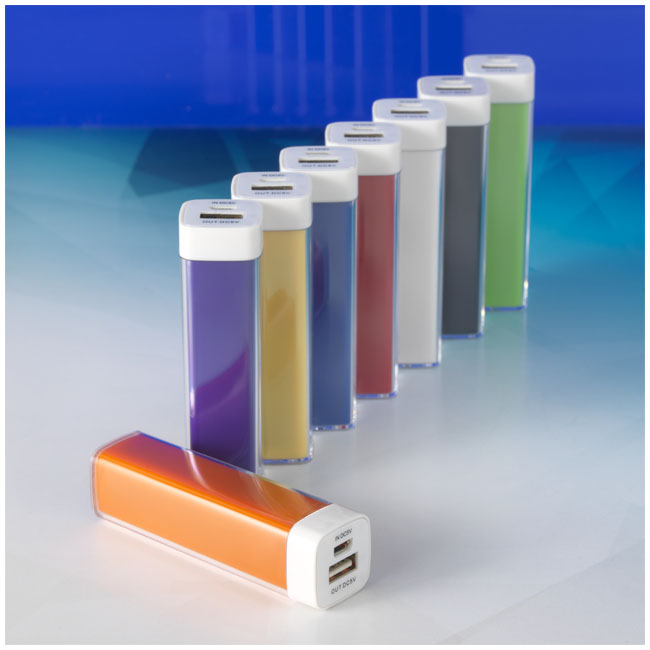Carregador Flash 2200mAh