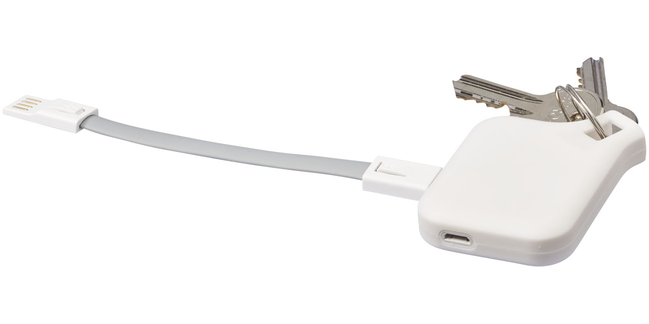 Power-charge 500 mAh booster USB charging cable