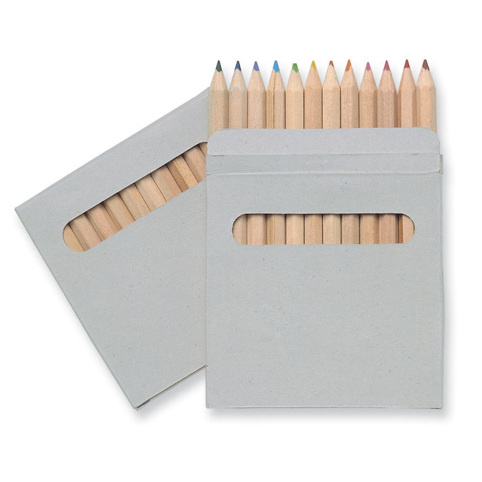 12 coloured pencils set - ARCOLOR