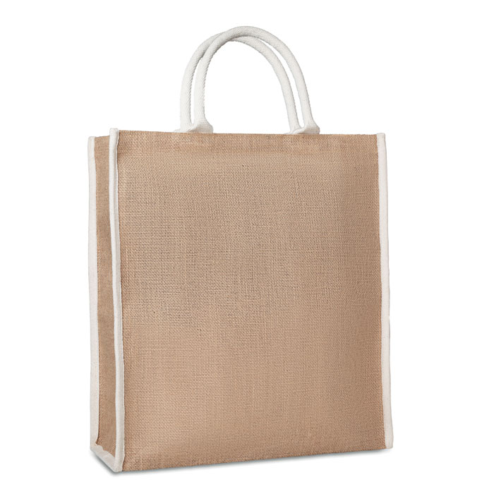 Jute shopping bag - LADRA