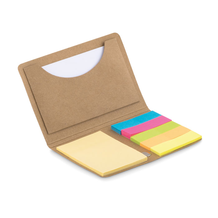 Memopad And Sticky Notes - Foldnote