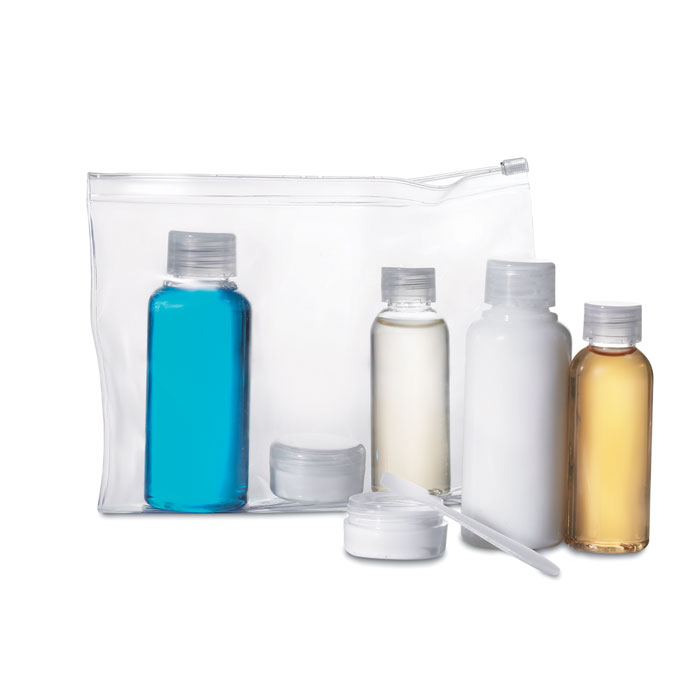 Travelling pouch with bottles - AIRPRO