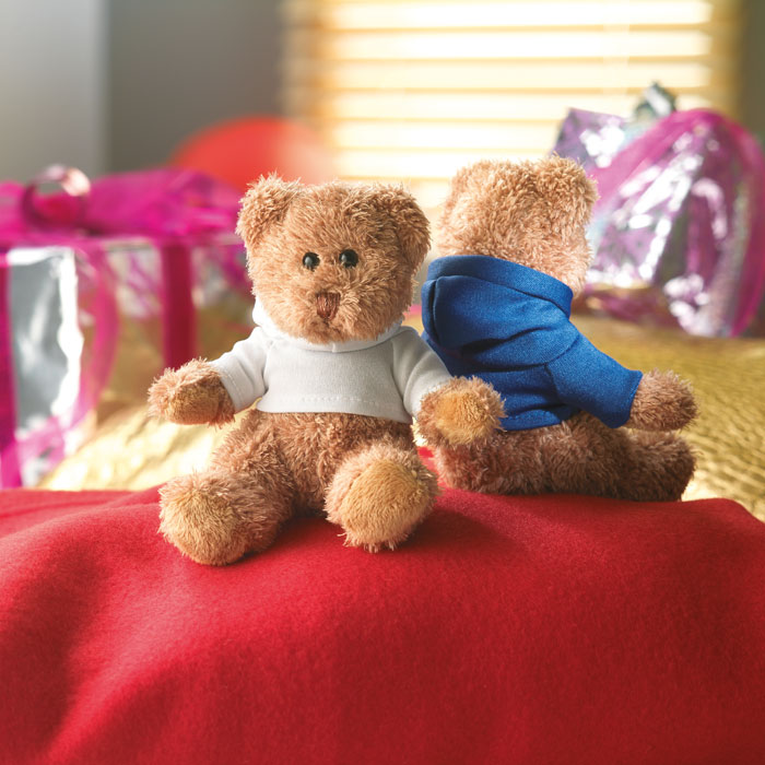 Teddy bear plus with t-shirt - JOHNNY