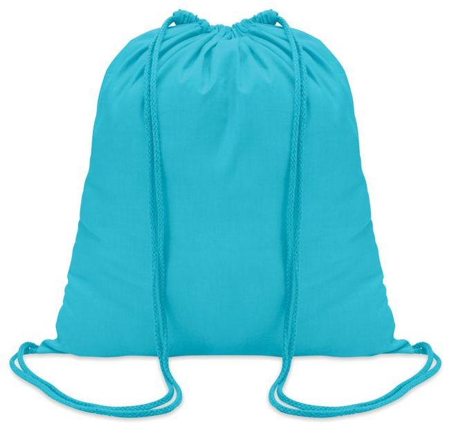 Cotton 100 Gsm Drawstring Bag - Colored