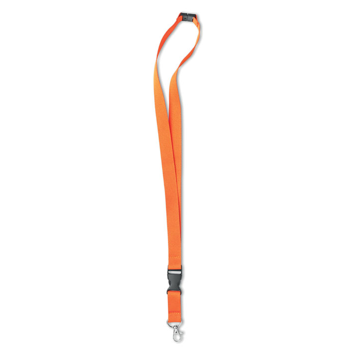Lanyard with metal hook - LANY
