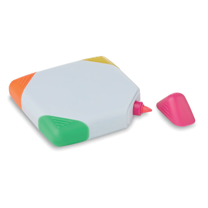 Square shaped highlighter - SQUARIE