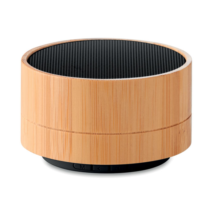 3W Bamboo Bluetooth Speaker - Sound Bamboo