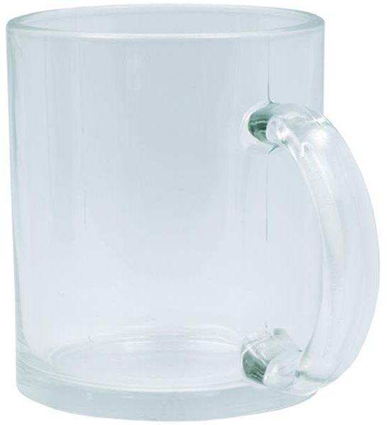Caneca de vidro para sublimação