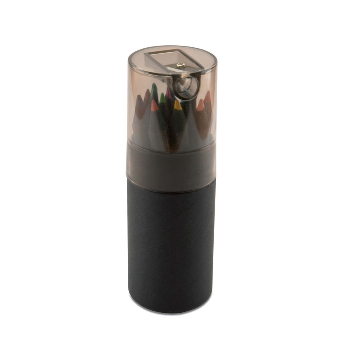 Caixa de 12 lápis de cor BLOCKY