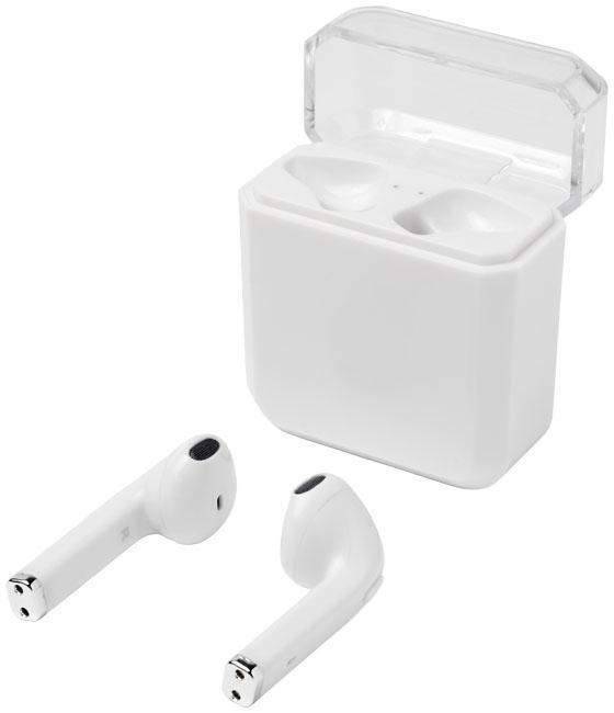 Auriculares internos sem fios Bluetooth® de base de carregamento sem fios Braavos