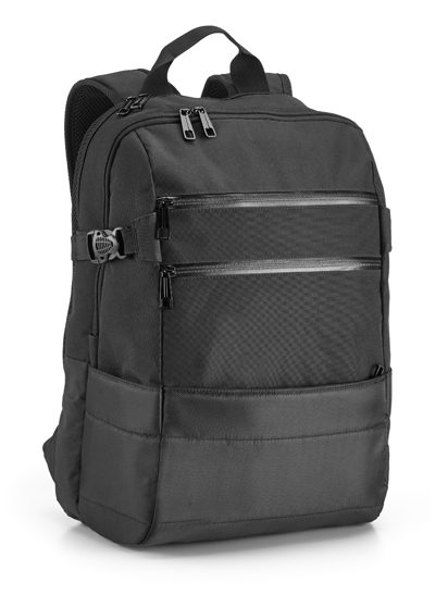 Laptop Backpack - Zippers
