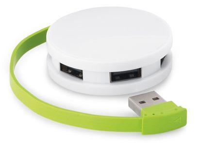 Hub USB 2.0 de 4 portas