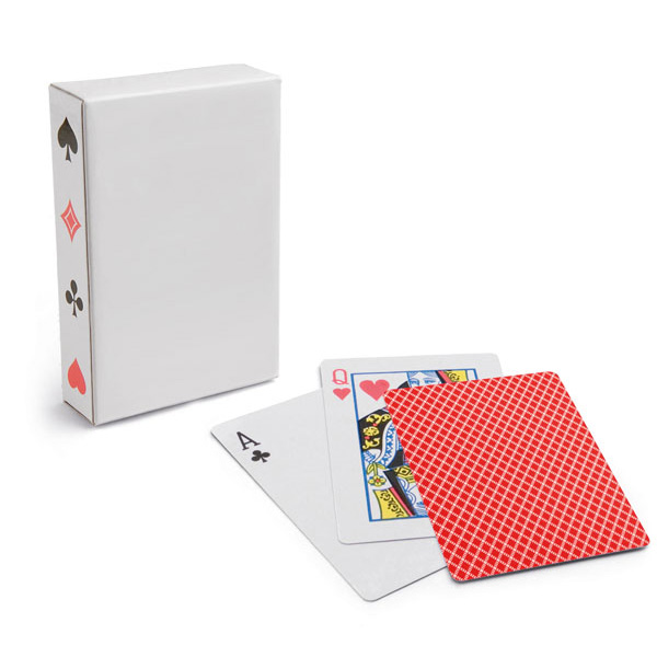 Pack Of 54 Cards - Cartes