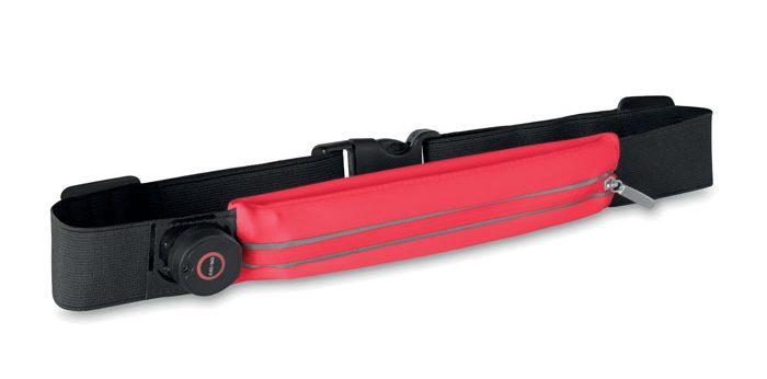 Cinto Ajustável com luz LED - IRONRUN