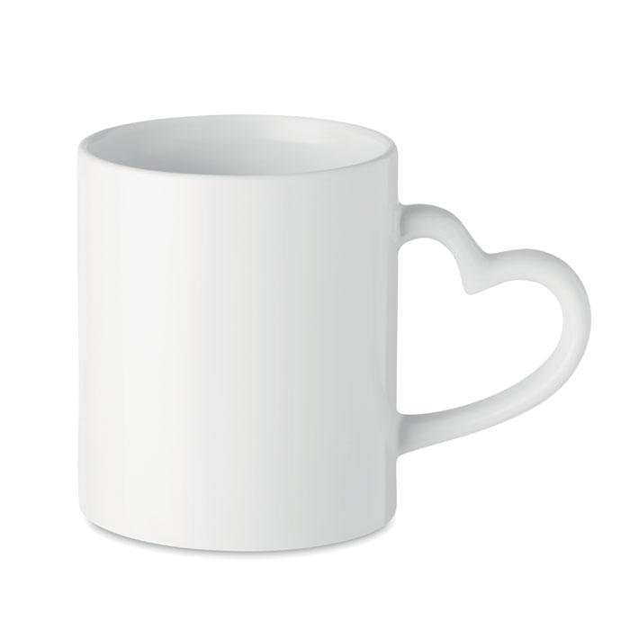 Caneca cerâmica SUBLIM WHITE