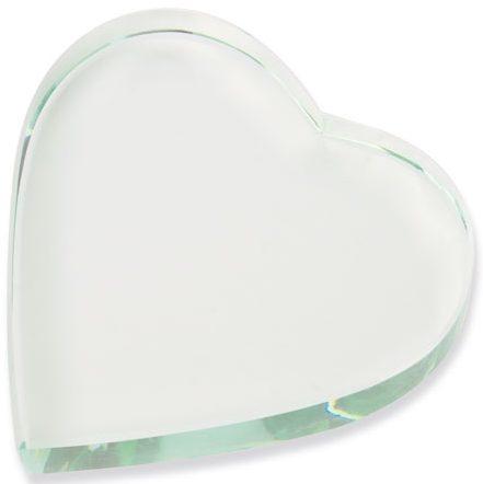 Coração em Vidro