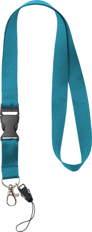 Sagan phone holder lanyard with detachable buckle