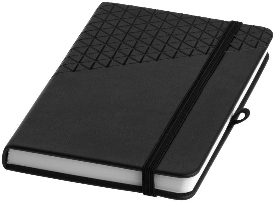 Theta A6 hard cover notebook