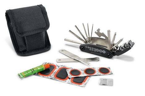 Conjunto de ferramentas para bicicleta
