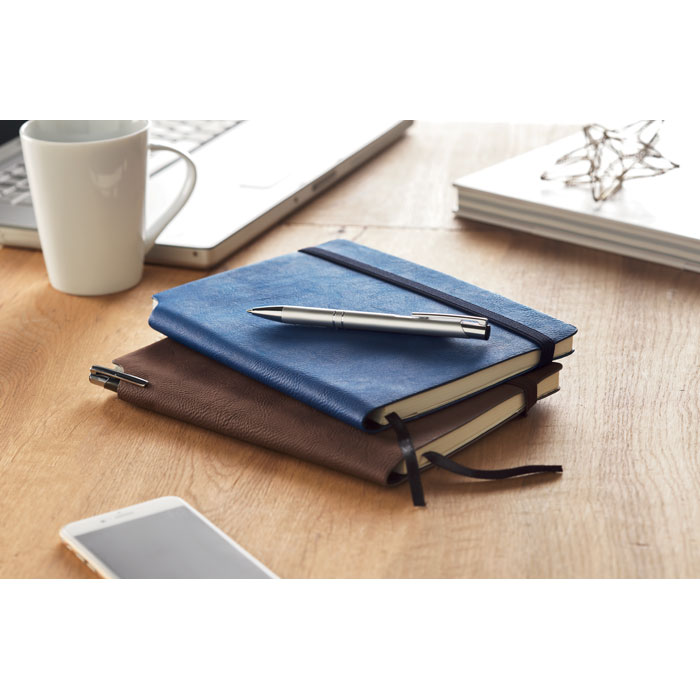 Notebook PU Cover Lined Paper - Softnote