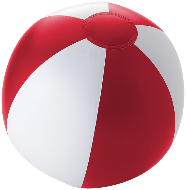 Bola de praia opaca Palma