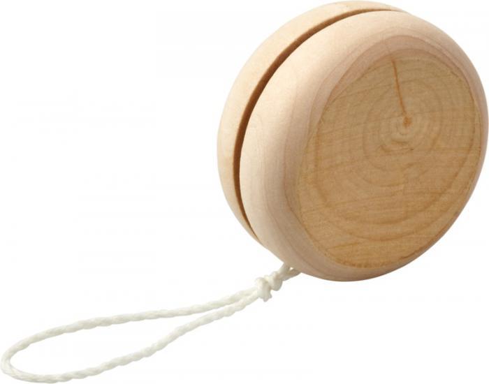 Woody wooden yoyo
