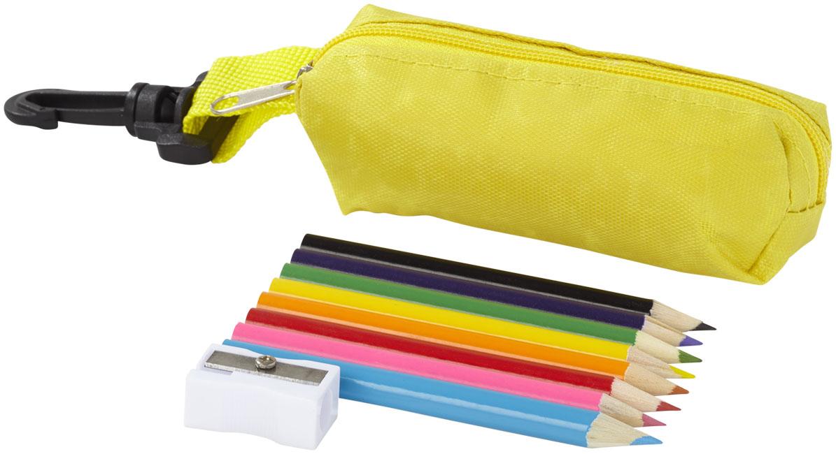 Set de 8 lápices de colores Jimbo