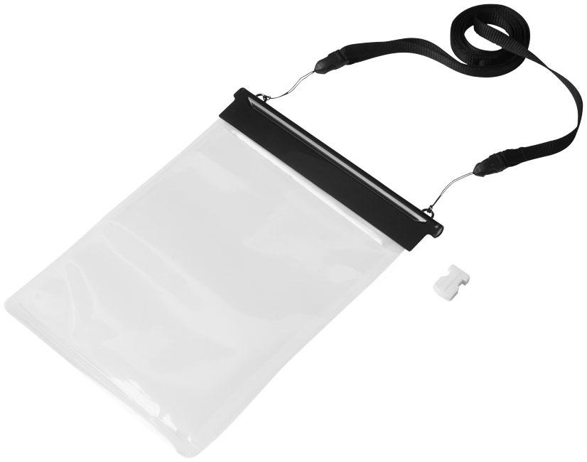 Bolsa impermeável com ecrã de toque para mini tablet Splash