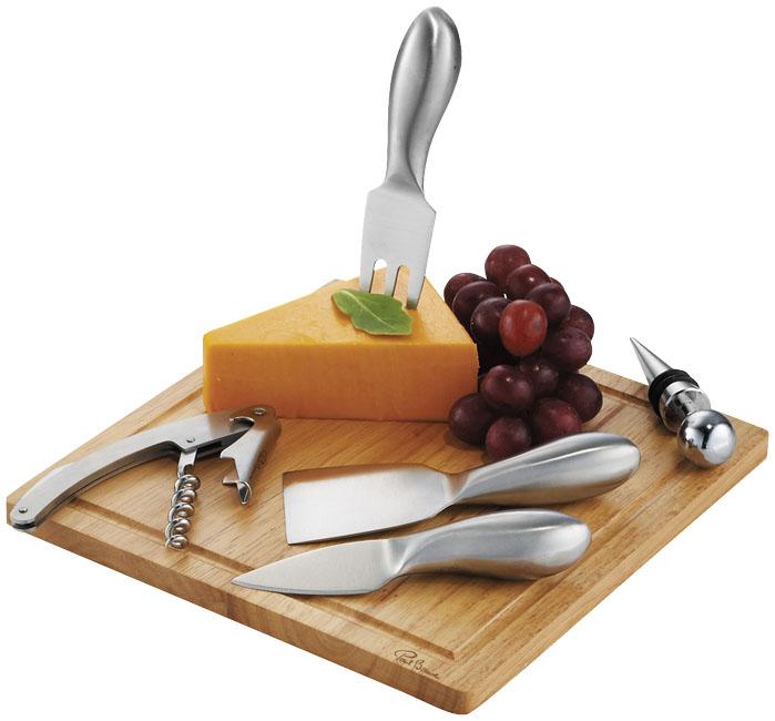 Conjunto para vinho e queijo de 6 peças Mino