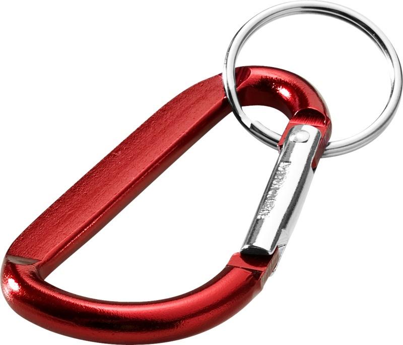 Porta-chaves com mosquetão Timor