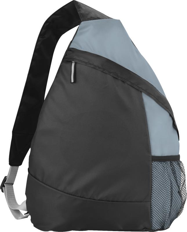 Saco triangular com bolso de rede Armada