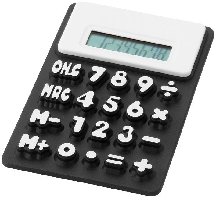 Calculadora flexível Splitz